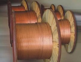 铜包钢绞线6