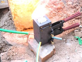 放热焊接工具6